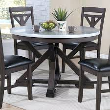 zinc top dining table zinc top dining table is cool round zinc pedestal table is cool zinc top dining table round