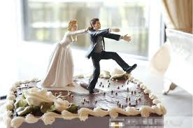 Funny Wedding Cake Topper Itlc2018com