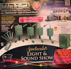 Holiday Brilliant Lights Remote Holiday Brilliant Spectacular Light Sound Show Remote