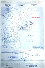 Stornoway Airport Historical Approach Charts Military