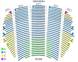 Pac Milwaukee Seating Chart 13 Expert Seating Chart For Sheas Performing Arts