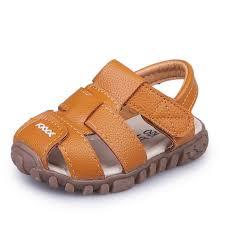 <b>COZULMA Baby Boys</b> Roman Summer Sandals Baby Kids Beach ...