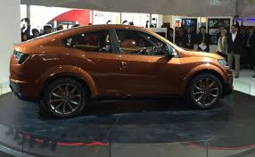 new car launches by mahindraMahindras First Concept Car at the Auto Expo XUV Aero Unveiled