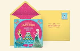Free Disney Invitations Disney Online Invitations Punchbowl