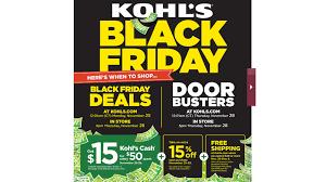 Kohls Womens Jeans Size Chart Kohls Black Friday Sales Through 11 29 Wral Com