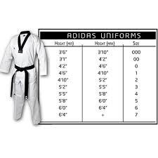Adidas Elite Tkd Uniform Poom On Sale Only 28 99