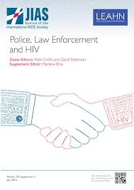 Cooper Institute Law Enforcement Standards Chart Police Law Enforcement And Hiv Crofts 2016 Journal Of