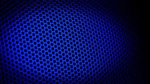 Metallic Grid Motion Background Dark Metal Background With