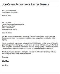 letter to accept job lovely formal letter accepting job offer survivalbooks us