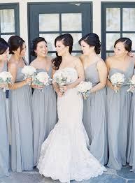 Unique one shoulder dresses of different colors ideas Bridesmaid Dresses Crazyforus 38 Beautiful Spring Bridesmaids Dresses Crazyforus
