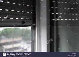 Moskito Netz Auf Ein Pvc Fenster Stockfoto Bild 134068145 Alamy