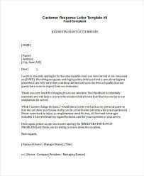 complaint letter examples complaint email template free complaint letter template 20 free