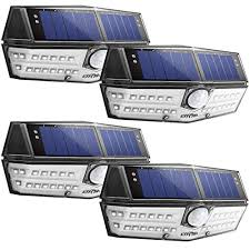 <b>LITOM</b> Premium Solar Lights (<b>4</b>-<b>Pack</b>) Deals, Coupons & Reviews