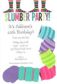 How To Make Sleepover Party Invitations Guluca