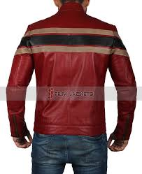 boys racing leather jacket
