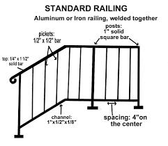 railing 4