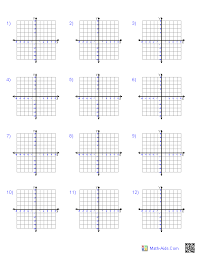 Free Printable Coordinate Graph Worksheets for all | Download and ...
