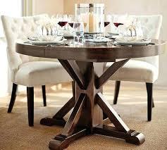 round pedestal kitchen table. Round Pedestal Kitchen Table Great For Pedestals Dining Tables Decor