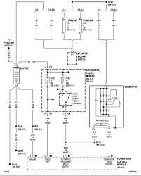 3 wire alternator diagram 94 dodge 1994 Dodge Dakota Wiring Diagram 1994 Dodge Dakota Transmission Diagram