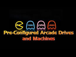 arcade hyperspin pre configured hard driveachines you
