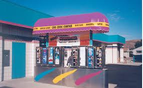Car Wash Vending Machines Amazing Vending Coleman Hanna Carwash Systems