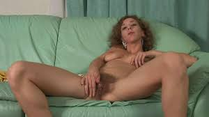 Curly blonde hairy pussy