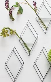 distinctive wall mounted vases from 1012 terra