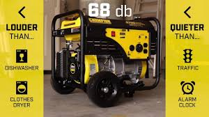 How Loud Is A Portable Generator