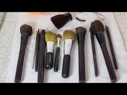 cleaning makeup brushes fast and easy courtney rae