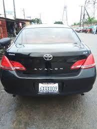 Toks 2006 Toyota Avalon XLS #2.9m - Autos - Nigeria