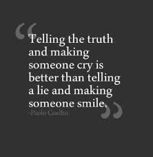 Hiding The Truth Quotes. QuotesGram
