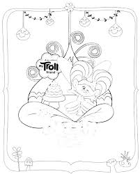 baby poppy trolls coloring pages g pages trolls g games troll pages free poppy page collection