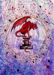 'Gargoyle' Poster Print by Elena Wolf   Displate