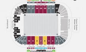 Sun Devils Seating Chart 41 Memorable Sun Devils Stadium Seating Chart