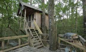 Treehouse Masters what time is it on TV Episode 9 Series 4 cast