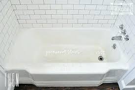 how to clean enamel bathtub enameling bathtub bathtub refinishing cleaning enameled cast iron bathtub to clean enamel bathtub