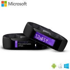 Microsoft Band 2 Size Chart Microsoft Band Ios Android Windows Phone Activity Tracker Medium