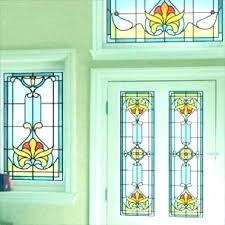 adhesive window covering stick on stained glass window adhesive window covering window stained glass