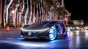 Keep updated with the range online. Avatar Inspired Mercedes Benz Vision Avtr Concept Lands At Ces 2020