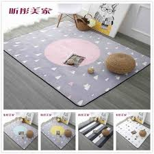 9 x 11 area rug inspirational dreaming carpet for 120x180cm thicken soft kids room play
