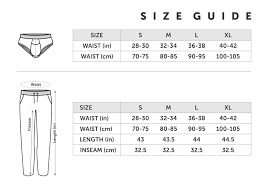 Men S Briefs Size Chart Mens Micromodal Brief Pack Of 3 Xy260_colour Block