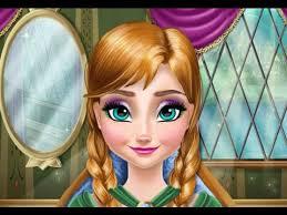elsa stardoll makeup tutorial princess disney frozen anna real makeover makeup games baby
