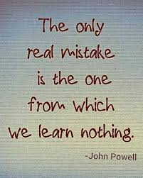 Learning From Mistakes Quotes Delectable Be A Better You With These Learning From Mistakes Quotes EnkiQuotes