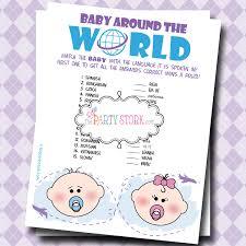 Briliant Cheap Baby Shower Games - wyllieforgovernor