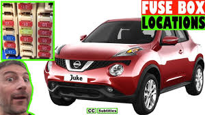 nissan juke fuse box location and how to check fuses on nissan juke nissan juke fuse box location and how to check fuses on nissan juke