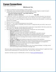 Mba Application Resume Sample 100 Sample Mba Application Resume SampleResumeFormats100 47