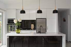 Black And White Kitchen Ideas Incredible Furniture