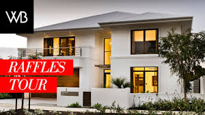 Display Home Perth - The Raffles - Webb and Brown Neaves Display ...