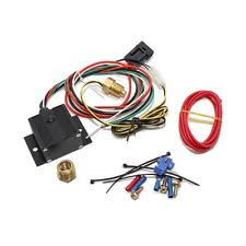 fan wiring harness black adjustable electric cooling fan controller wiring harness 150 240 degree