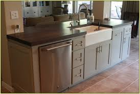 kitchen island ideas with sink. Plain Ideas Modern Kitchen Island Ideas With Sink And Dishwasher 34 Epic With  In